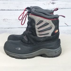 The North Face kids snow boots